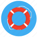 force majeure, help, insurance, lifebuoy, protection, safe, service, support icon