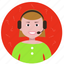 advice, assistant, call, concierge, consultant, consultation, consulting, emergency, expert, headphones, helpdesk, hotline, service, service desk, servicedesk, skype, support, tutor, voip icon
