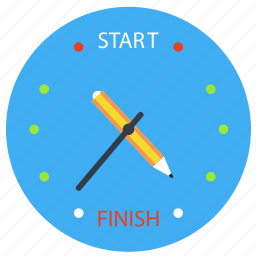 accurate, clock, deadline, downtime, duration, estimation, implement, progress, project, punctual, routine, schedule, set up, setup, ship date, timetable, workflow, worktime icon