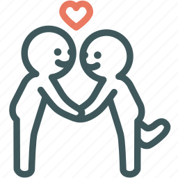 human, lover, puppy love, relationship, resource, romantic, valentine icon