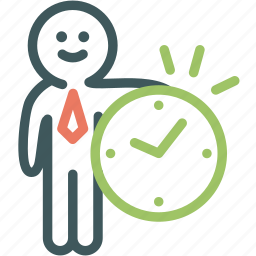 business, human, management, resource, schedule, time icon