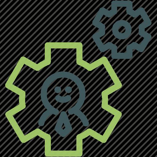 control, human, income settings, resource, set, settings icon