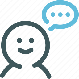 chat, discuss, discussion, human, resource, talking, thinking icon