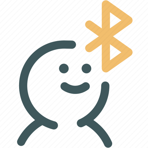 bluetooth, bluetooth transfer, connect, connection, human, resource icon