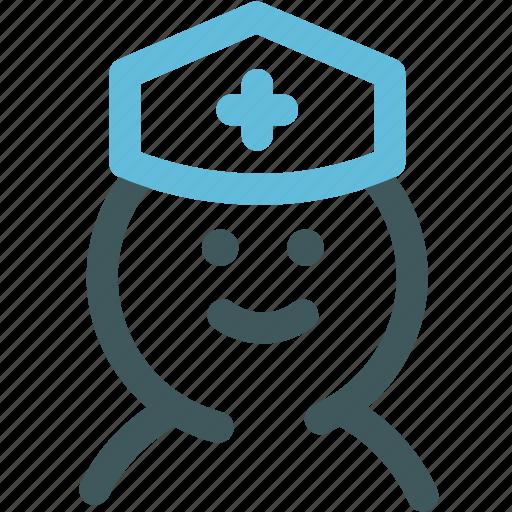 female nurse, hospital nurse, human, medical, nurse, nurse avatar, resource icon
