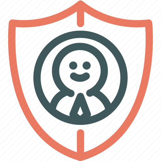 consumer protection, human, protection, resource, security, user icon