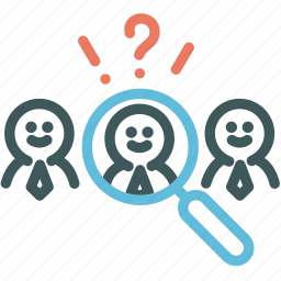 doodle, find, human, human search, people, resource, user search icon