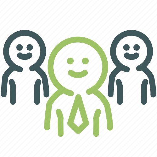 business team, human, networking, resource, small team, team, teamwork icon