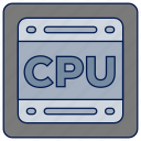 chip, chipset, cpu, prosser icon