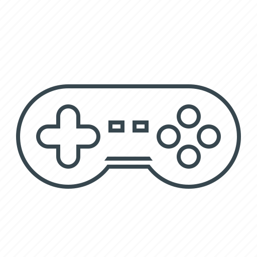 Control, device, gaming, joystick icon - Download on Iconfinder