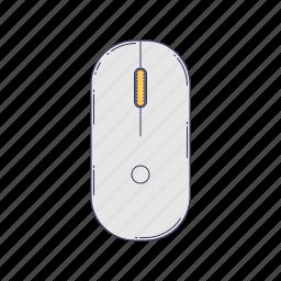 device, hardware, mouse, technique icon