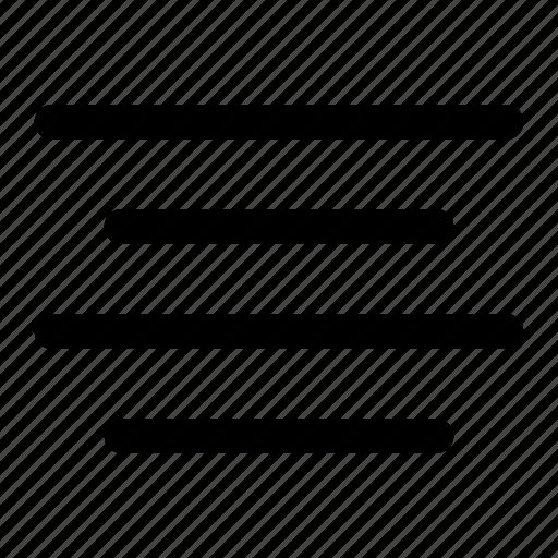 align, align center, align text, center icon