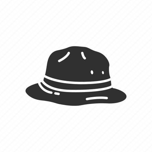 cap, fashion, fedora, fedora hat, hat, mafia hat icon