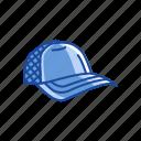 baseball cap, cap, clothing, fashion, hat, sports hat, trucker hat icon