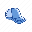 baseball hat, cap, clothing, fashion, hat, sports hat, trucker hat icon