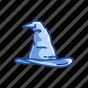 cap, conical hat, dunce cap, halloween hat, hat, witch hat, wizard hat