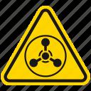 chemical, chemical weapon, danger, hazard, toxic, warning, weapon