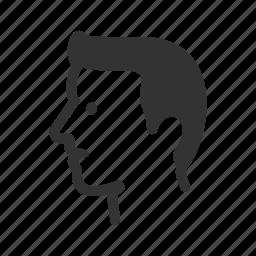avatar, business, head, leader, men, person icon