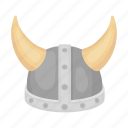 headdress, headwear, helmet, viking icon