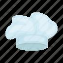 cap, chef, cook, culinary, headdress, headwear icon