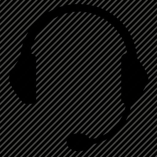device, headphones, microphone, skype icon