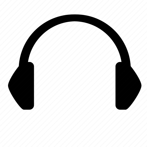 Headphones, listen, music, sound icon - Download on Iconfinder