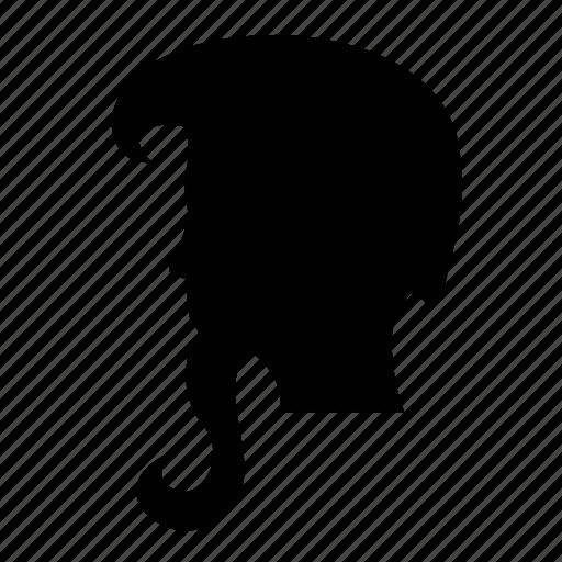 beard, face, gin, hair, head, man, style icon