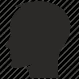 barber, face, hair, head, man, short icon