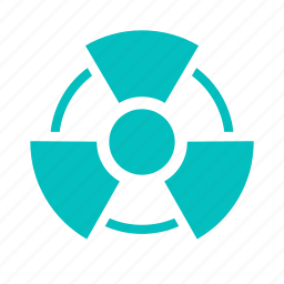 biohazard, nuclear, radiation, radioactive icon