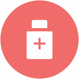 drugs, jar, medical jar, medicine jar, pills, syrup icon