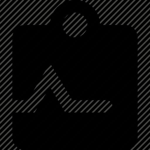 activity, clipboard icon
