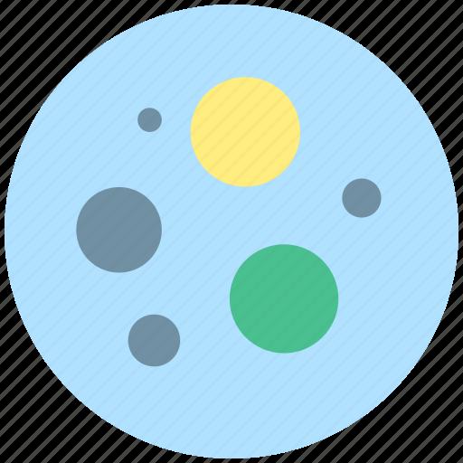 bacteria, fats, illness, infection, microbe, vaccine, virus icon