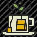 detox, drink, healthy, leaf, nature, tea icon