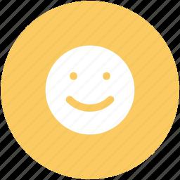 emoticon, emotions, happy, happy face, joyful, smiley, smiling icon