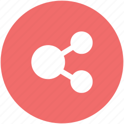 connection, connectivity, media, network, share, share symbol icon