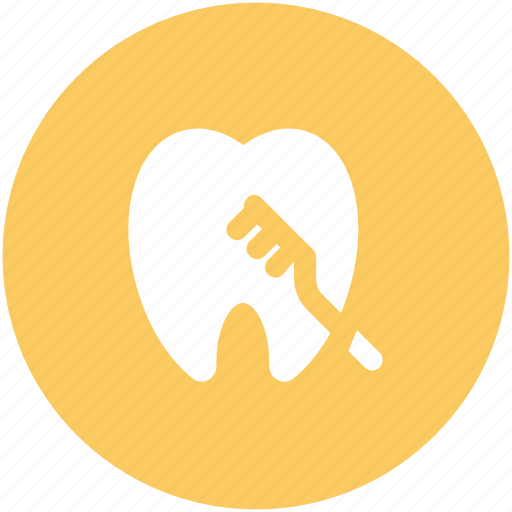dental care, dental cleanliness, dental hygiene, dentistry, human tooth, toothbrush icon