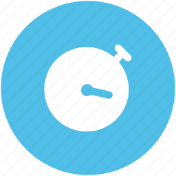 chronometer, clock, countdown, stopwatch, timepiece, timer, watch icon
