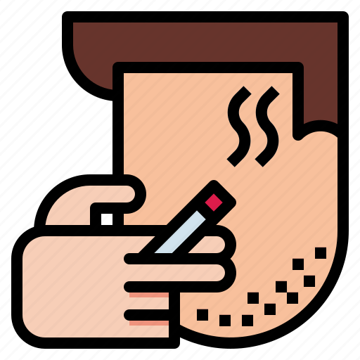Cigarette, no, signaling, smoke, smoking icon - Download on Iconfinder