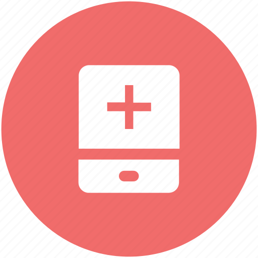 auto medication, fine, first aid sign, health application, mobile, mobile apps, mobility icon