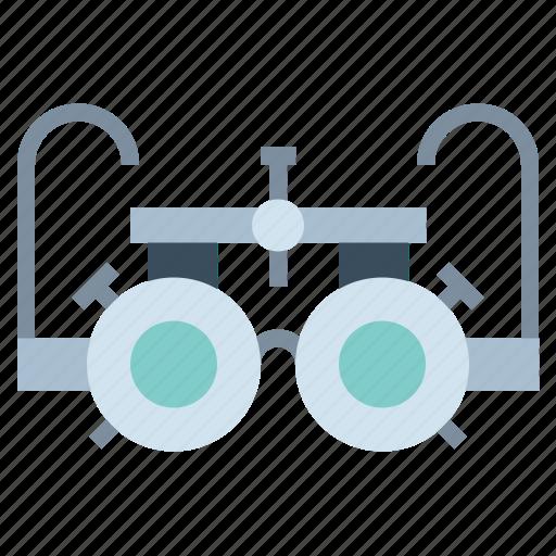 astigmatism, check, eye, short, sightedness icon