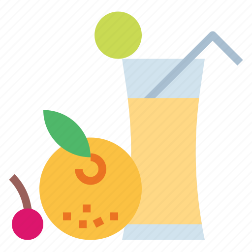 Drink, food, fruit, juice, vegetarian icon - Download on Iconfinder