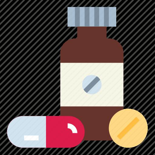 Antibiotics, medicines, pill, tablet icon - Download on Iconfinder