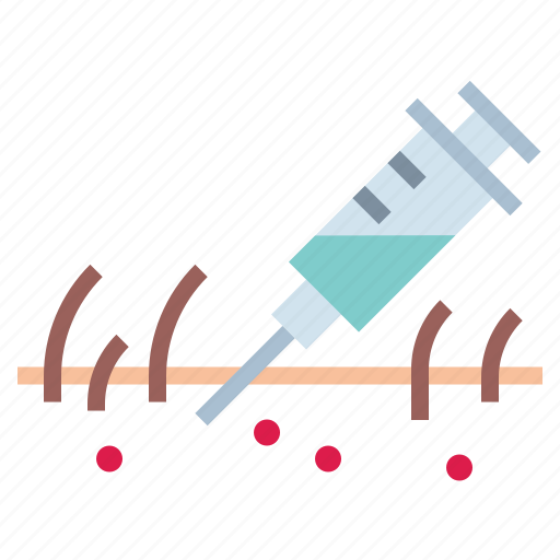 Injection, medical, syring, syringe, vaccine icon - Download on Iconfinder