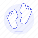 1, chiropody, condition, feet, foot, health, medical, podiatry, specialties icon