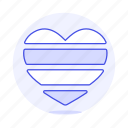 battery, cardiology, condition, full, health, heart, medical, specialties, status, vitality icon