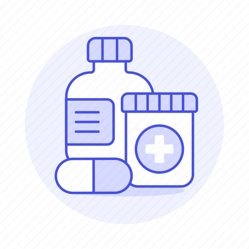 bottle, capsule, drug, health, medicine, pharmacology, pill, tablet icon