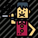 forbidden, no, people, prohibition, smoking