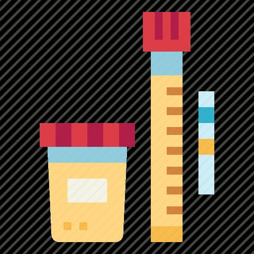 Medical, sample, test, urine icon - Download on Iconfinder