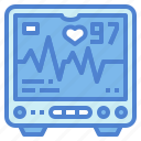 cardiogram, electrocardiogram, medical, stats