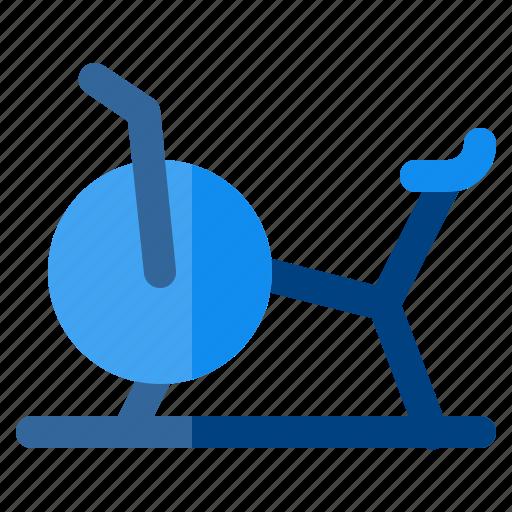 bike, fitness, gym, health, sport icon